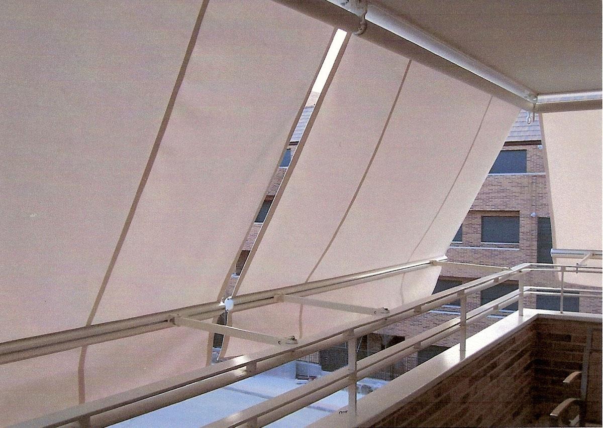 Toldos para balcones - Estores para balcones ...